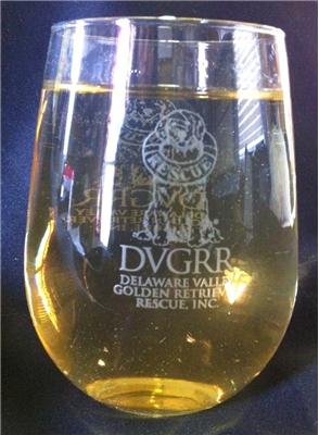 stemless wine glasses delaware valley golden retriever