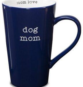 Dog Mom Latte Mug