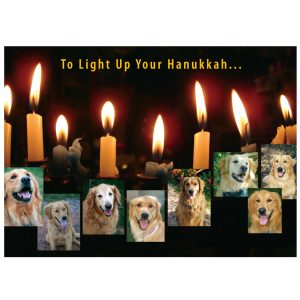 40106 To Light Up Your Hanukkah Front