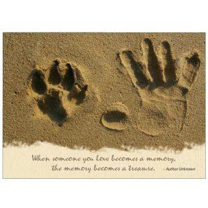 40106 Treasured Memory of a Pet Front