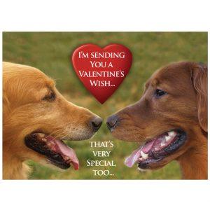 40153 DVGRR Happy Valentine's Day Front