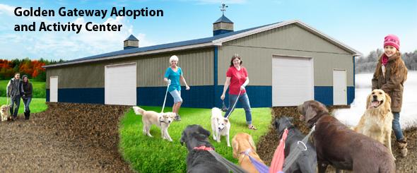 Golden Gateway Adoption & Activity Center