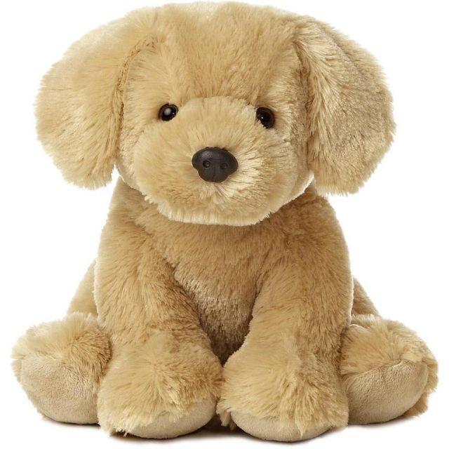 Golden Retriever Stuffed Toy By Aurora Delaware Valley Golden